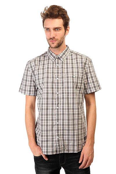 Рубашка в клетку DC Atura 2 Wvtp Atura White