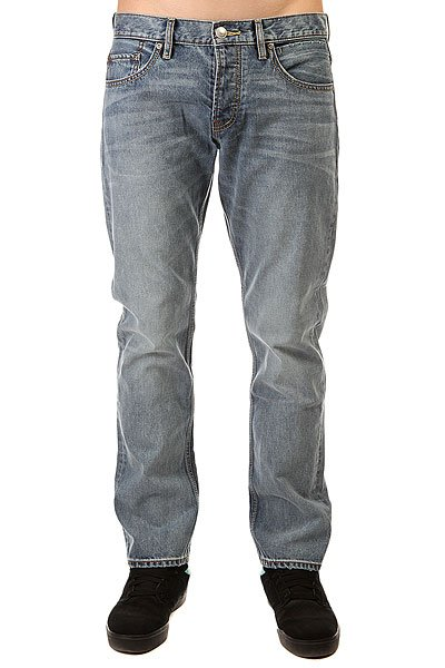 Джинсы широкие Quiksilver Sequel Dust Pant Dust Bowl