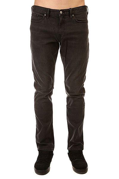 Джинсы прямые DC Washed Straight Pant Medium Grey