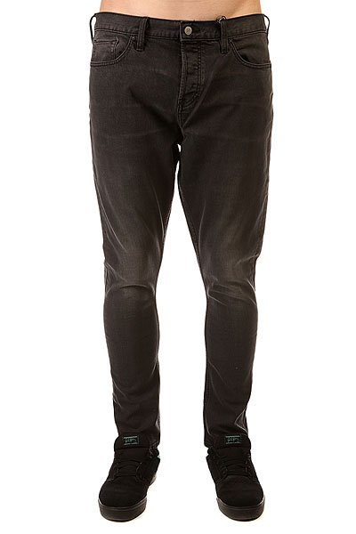 Джинсы прямые DC Taper Fit Jean Pant Medium Grey