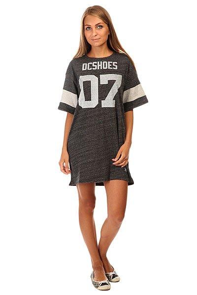 ������ ������� DC Loose Dress J Ktdr Black Heather