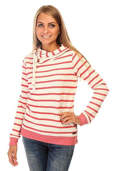 Толстовка классическая женская Roxy Sharingsong J Otlr Adelaide Stripe Comb PinkЖенская толстовка Roxy Sharingsong от ROXY.Характеристики:Свободный крой. Свободный воротник.Манжеты в рубчик. Рукава и подол из ткани изнаночной стороной наружу.<br><br>Цвет: белый,красный<br>Тип: Толстовка классическая<br>Возраст: Взрослый<br>Пол: Женский