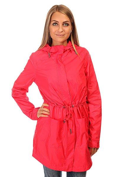 Ветровка женская Roxy Nite J Jckt Tomato Red