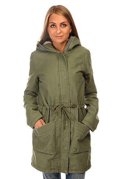 Куртка парка женская Roxy Top Of J Jckt Olivine