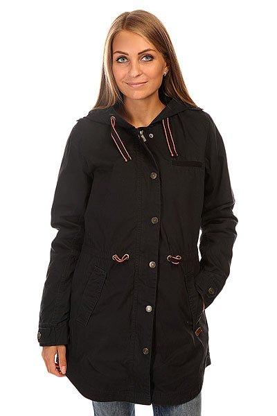 Куртка женская Roxy Overthe Horizon J Jckt True Black