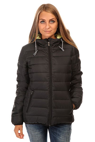 Куртка зимняя женская Roxy Foreverfreely J Jckt True Black roxy гейтор roxy winter true black fw17