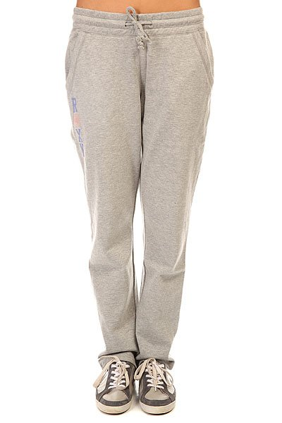 Штаны спортивные женские Roxy Fpant College J Otlr Heritage Heather