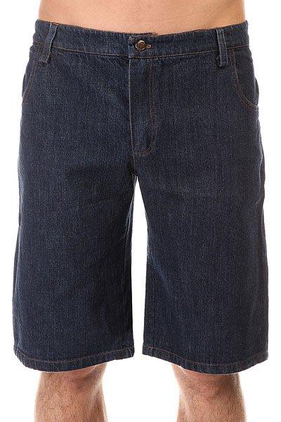 Шорты джинсовые TrueSpin Denim Shorts Indigo