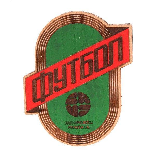 Значок Запорожец Х Waf-waf Футбольное Поле Biege/GreenЦветной деревянный значок в форме футбольного поля с аналогичной надписью выполненный с помощью гравировки от российского бренда Запорожец.Технические характеристики: Материал - дерево.Гравировка.Застежка - булавка.<br><br>Цвет: бежевый,зеленый,красный<br>Тип: Значок<br>Возраст: Взрослый<br>Пол: Мужской