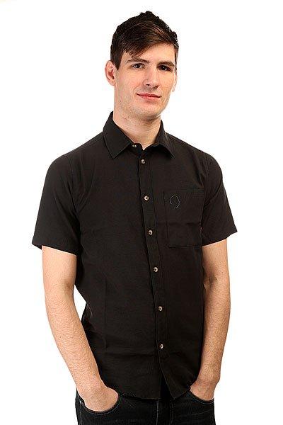 Мужская рубашка Рубашка Altamont Alass Woven Black от Proskater