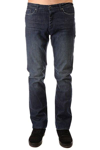 Джинсы прямые Etnies Straight Fit Denim Pant Heavy Vintage WashКлассические прямые джинсы от известного скейтбордического бренда Etnies. Прямые джинсы легко сочетаются с пиджаком или свитером в зависимости от ситуации.Технические характеристики: Прямой крой.Карманы для рук.Карман для мелочи.Задние карманы.Петли для ремня.Нашивка с логотипом.<br><br>Цвет: синий<br>Тип: Джинсы прямые<br>Возраст: Взрослый<br>Пол: Мужской