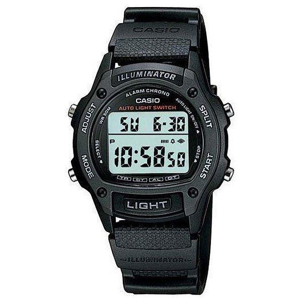 Электронные часы Casio Collection W-93h-1a BlackКлассическая модель наручных электронных часов, которая  знакома нам уже не одно десятилетие и за счет своей универсальности, такие часы никогда не выйдут из моды.Технические характеристики: Автоматическая подсветка.Дополнительный циферблат мирового времени.Функция секундомера - 1/100 сек. - 24 часа.Таймер - 1/1 сек. - 24 часа  (с автоматическим повтором).Ежедневный будильник.Автоматический календарь.12/24-часовое отображение времени.Сферическое стекло - поверхность стекла часов является выпуклой. Это обеспечивает высокий уровень прочности и устойчивости к давлению.Корпус из полимерного пластика.Ремешок из полимерного материала.Время работы аккумулятора - 2 года.Водонепроницаемость (5 Бар) -  до 50 метров.Точность  +/- 30 сек в месяц.<br><br>Цвет: черный<br>Тип: Электронные часы<br>Возраст: Взрослый<br>Пол: Мужской