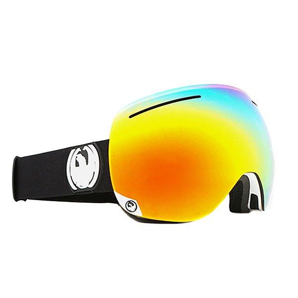Маска для сноуборда Dragon X1 Inverse Red Ion Yellow IonСовершенная сноубордическая маска со сферическими линзами и запатентованной безоправной технологией, которая помогает значительно расширить возможности периферического зрения для безупречного катания.Технические характеристики: Запатентованная безоправная технология.Оптически корректные сферические линзы.Система вентиляции и защиты от снега Armored Venting.100% защита от UV.Трехслойная пена с подкладкой из микрофлиса для повышенного комфорта.Ремень с силиконом.Совместима со шлемом.Покрытие против запотевания Super Antifog.Улучшенная циркуляция воздуха.Для широкой формы лица.<br><br>Тип: Маска для сноуборда<br>Возраст: Взрослый<br>Пол: Мужской