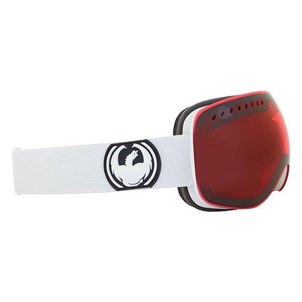 Маска для сноуборда Dragon Apxs Powder RoseAPXs представляет собой новую философию дизайна сосредоточенную на технических инновациях и интеллектуальной конструкции от начала до конца. Главный акцент сделан на удобстве, качестве и минималистичном дизайне. Маска APXs воплощает в себе самые передовые технологии. Характеристики:Цилиндрическая  форма линз.  Infinity Lens Technology  обеспечивает максимальный обзор. Технология антибликового защитного покрытия линз (на 100% защищает от ультрафиолетового излучения (блокирует вредное UVA, UVB, UVC излучение, а также ультрафиолетовое излучение до 400 NM).  Технология антизапотевания линзы Super Anti-Fog.  Оптически корректные линзы. Гибкая оправа из полиуретана.  Внутреннее покрытие из защитной двойной формирующей пены для лучшего прилегания маски к лицу и потоотведения.  В месте соприкосновения с лицом дополнительный слой нежного поглощающего влагу флиса Polartec. Линзы с устойчивым к царапинам покрытием. Регулируемый ремешок с накладкой против скольжения.  Совместимость со всеми видами шлемов.  Оптимизирована для средней и большой формы лица.<br><br>Тип: Маска для сноуборда<br>Возраст: Взрослый<br>Пол: Мужской
