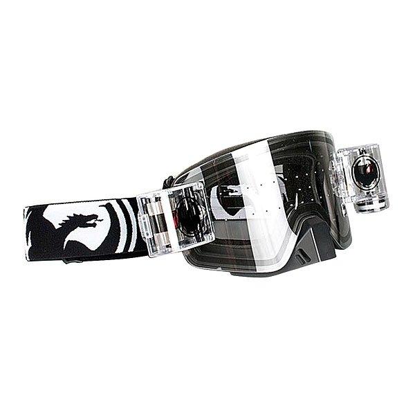 Маска для сноуборда Dragon Nfxs Coal Rrs/Clear