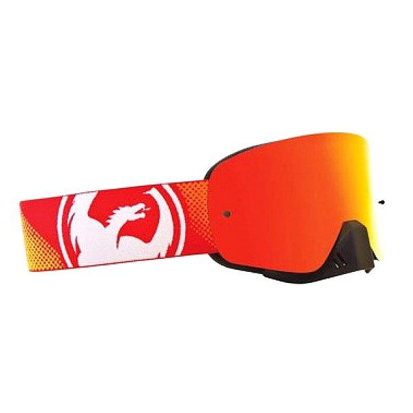 Маска для сноуборда Dragon Nfx Fade Red IonizedNFX - сочетает в себе визуальное превосходство дизайна маски с запатентованной безоправной технологией и цилиндрической линзой, а крепления для отрывных пленок Tear Offs позволяют быстро адаптироваться к изменчивым погодным условиям.Технические характеристики: Запатентованная безоправная технология.Гипоаллергенный уплотнитель из микрофлиса, впитывающий влагу.Четырехслойный уплотнитель.Антизапотевающая, устойчивая к царапинам линза Lexan (AFT).100% защита от ультрафиолета.Армированная сетка вентиляции.Крепления для отрывных пленок Tear Offs.Съемная защита носа.Ремень с силиконом.Линза Red Ionized лучше всего подходит для яркого солнца, добавляет четкости и защищает от яркого света.<br><br>Тип: Маска для сноуборда<br>Возраст: Взрослый<br>Пол: Мужской