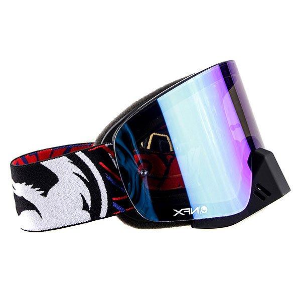 Маска для сноуборда Dragon Nfx Overlap Blue Steel/ClearNFX - сочетает в себе визуальное превосходство дизайна маски с запатентованной безоправной технологией и цилиндрической линзой, а крепления для отрывных пленок Tear Offs позволяют быстро адаптироваться к изменчивым погодным условиям.Технические характеристики: Запатентованная безоправная технология.Гипоаллергенный уплотнитель из микрофлиса, впитывающий влагу.Четырехслойный уплотнитель.Антизапотевающая, устойчивая к царапинам линза Lexan (AFT).100% защита от ультрафиолета.Армированная сетка вентиляции.Крепления для отрывных пленок Tear Offs.Съемная защита носа.Ремень с силиконом.Линза Blue Steel лучше всего подходит для яркого солнца, добавляет четкости и защищает от яркого света.<br><br>Тип: Маска для сноуборда<br>Возраст: Взрослый<br>Пол: Мужской