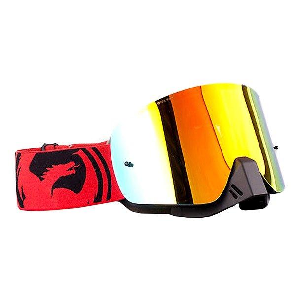 Маска для сноуборда Dragon Nfx Split Red Ionized/ClearNFX - сочетает в себе визуальное превосходство дизайна маски с запатентованной безоправной технологией и цилиндрической линзой, а крепления для отрывных пленок Tear Offs позволяют быстро адаптироваться к изменчивым погодным условиям.Технические характеристики: Запатентованная безоправная технология.Гипоаллергенный уплотнитель из микрофлиса, впитывающий влагу.Четырехслойный уплотнитель.Антизапотевающая, устойчивая к царапинам линза Lexan (AFT).100% защита от ультрафиолета.Армированная сетка вентиляции.Крепления для отрывных пленок Tear Offs.Съемная защита носа.Ремень с силиконом.Линза Red Ionized лучше всего подходит для яркого солнца, добавляет четкости и защищает от яркого света.<br><br>Тип: Маска для сноуборда<br>Возраст: Взрослый<br>Пол: Мужской