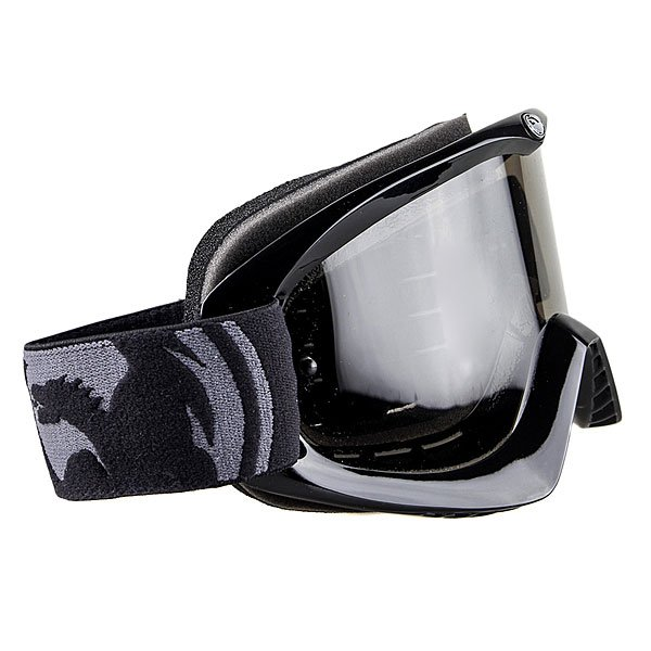 Маска для сноуборда Dragon Mdx Murdered Smoke/ClearПрактичная маска с оптимальными характеристиками для качественной и удобной езды в любых условиях.Технические характеристики: Эластичная полиуретановая оправа.Уплотнитель из микрофлиса, впитывающий влагу.Уплотнитель Quad Foam.Антизапотевающая, устойчивая к царапинам линза Lexan (AFT).100% защита от ультрафиолета.Линза с креплением для отрывных пленок Tear Offs.Ремень с силиконом.Для средней формы лица.Линза Smoke - лучше всего подходит для яркого солнца, добавляет четкости и защищает от яркого света.<br><br>Тип: Маска для сноуборда<br>Возраст: Взрослый<br>Пол: Мужской