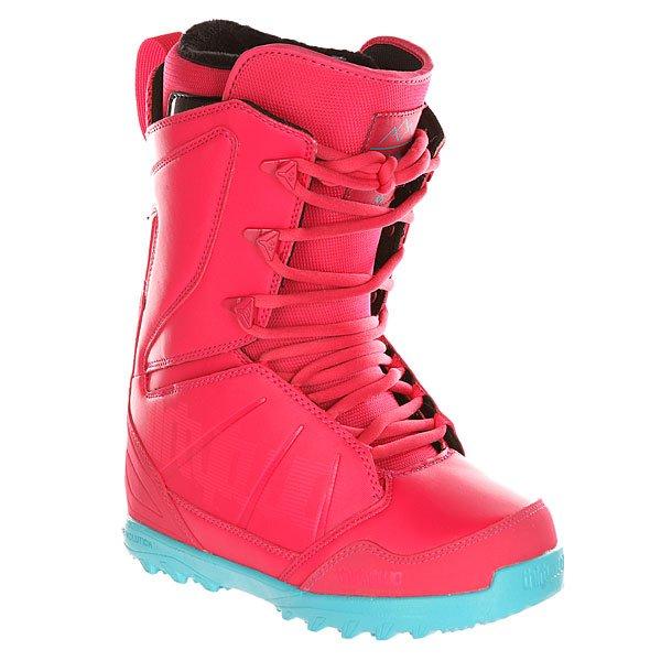Ботинки для сноуборда женские Thirty Two Z Lashed Pink
