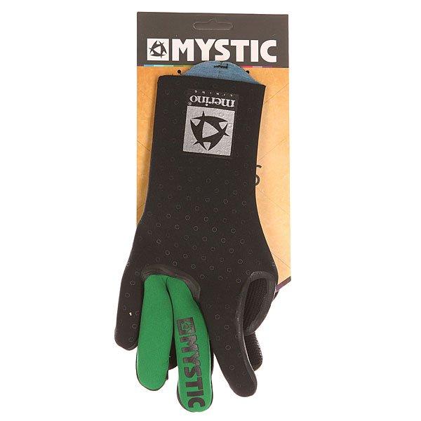 Перчатки (гидро) Mystic Merino Wool Glove Black от Proskater