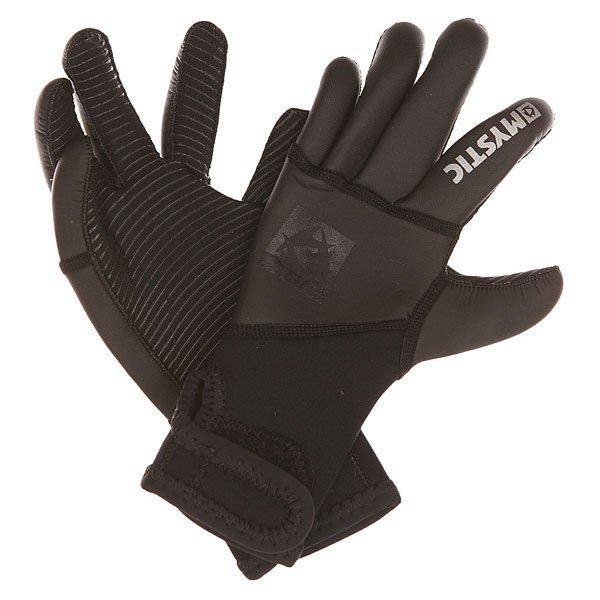 Перчатки (гидро) Mystic Mesh Glove Black<br><br>Цвет: черный<br>Тип: Перчатки (гидро)<br>Возраст: Взрослый<br>Пол: Мужской
