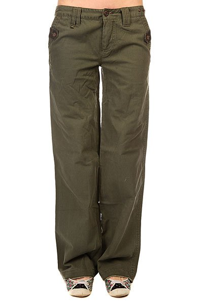 ����� ������ ������� Zoo York Armored Pant Army Fatique