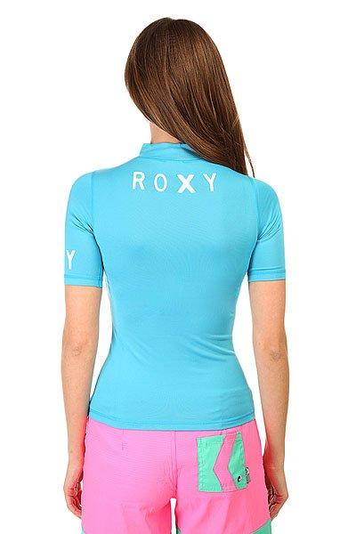 Гидрофутболка женская Roxy Lycra Contest Blue от Proskater