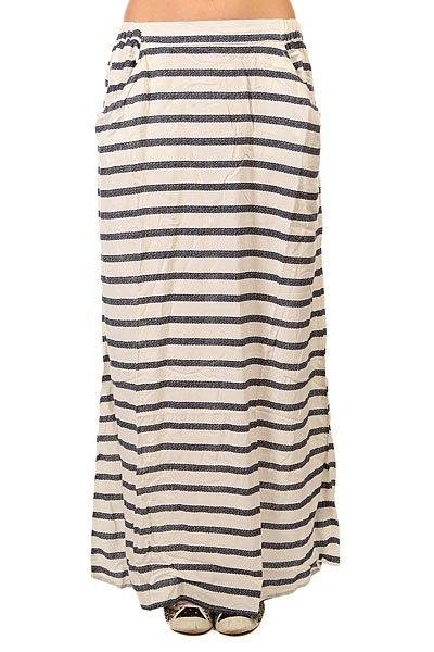 Юбка женская Roxy Solida Wvsk Lace Stripe Combo Sa