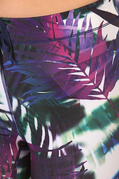 Гидрокостюм (Низ) женский Roxy Relay Pant Ndpt Sea Salt Jungle Time от Proskater