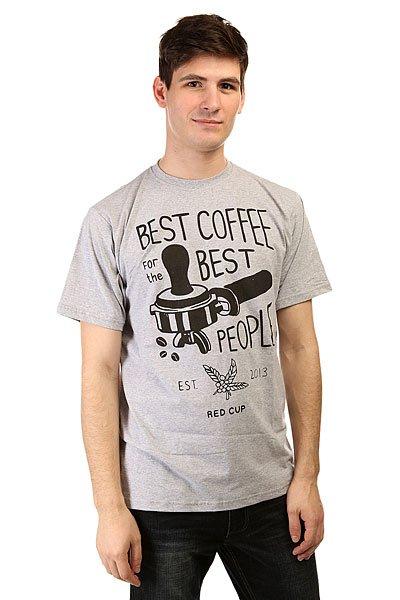 Футболка Anteater Coffee Grey