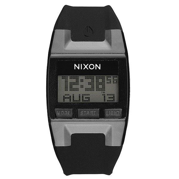Электронные часы Nixon Comp S Black часы nixon corporal ss matte black industrial green