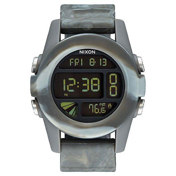 Электронные часы Nixon Unit Lunar Rock nixon часы nixon a197 1935 коллекция unit