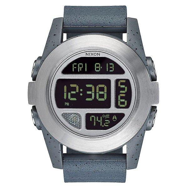 Электронные часы Nixon Unit Exp Concrete Speckle nixon часы nixon a197 1935 коллекция unit