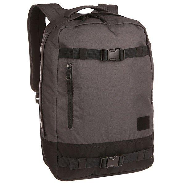 Рюкзак спортивный Nixon Del Mar Backpack Dark Gray