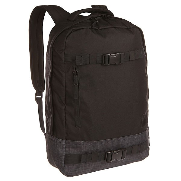 Рюкзак спортивный Nixon Del Mar Backpack Black Wash