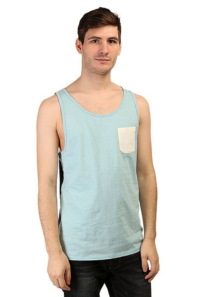 Майка Quiksilver Baysick Tank Kttp Tourmaline Heather