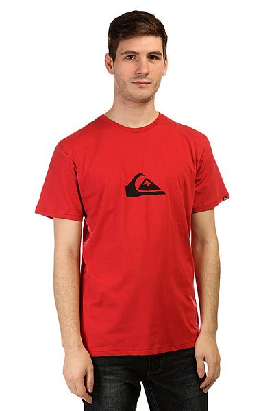 Футболка Quiksilver Class Every Day Mw Tees American Beauty