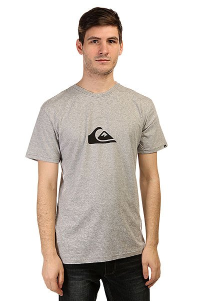 Футболка Quiksilver Class Every Day Mw Tees Athletic Heather