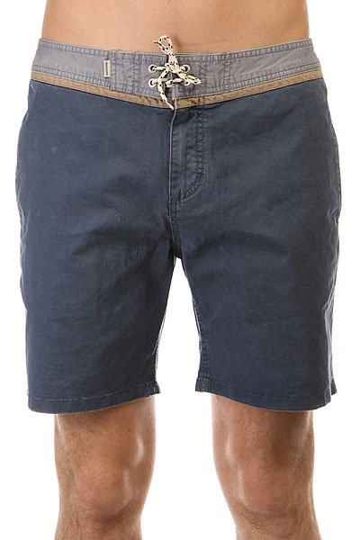 Шорты классические Quiksilver Street Trunk Yo Wkst Dark Denim