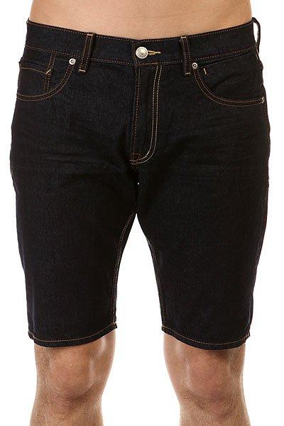 Шорты джинсовые Quiksilver Revolv Short Ri Dnst Rinse
