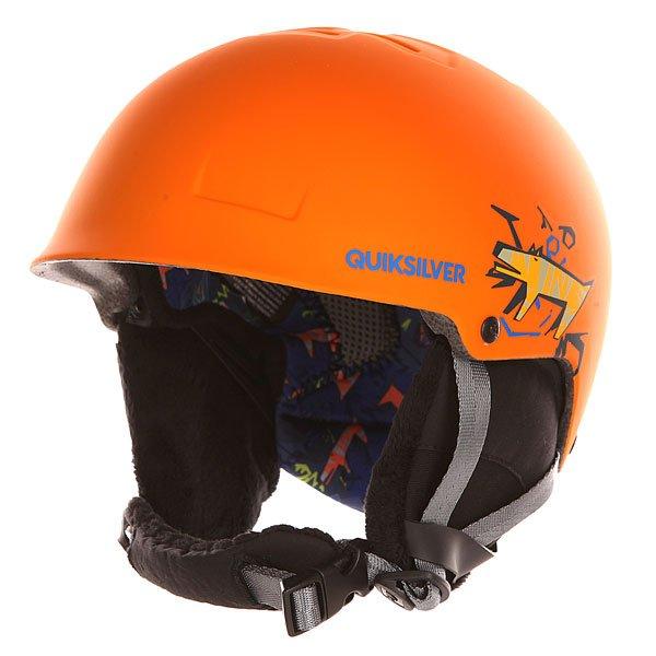 Шлем для сноуборда детский Quiksilver Empire Shocking Orange