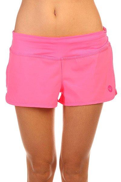 Шорты пляжные женские Roxy Endless Sum 2 J Bdsh Pop Pink