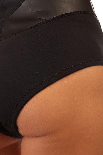 Гидрокостюм (Комбинезон) женский Roxy 1mm Kiniracer Black от Proskater