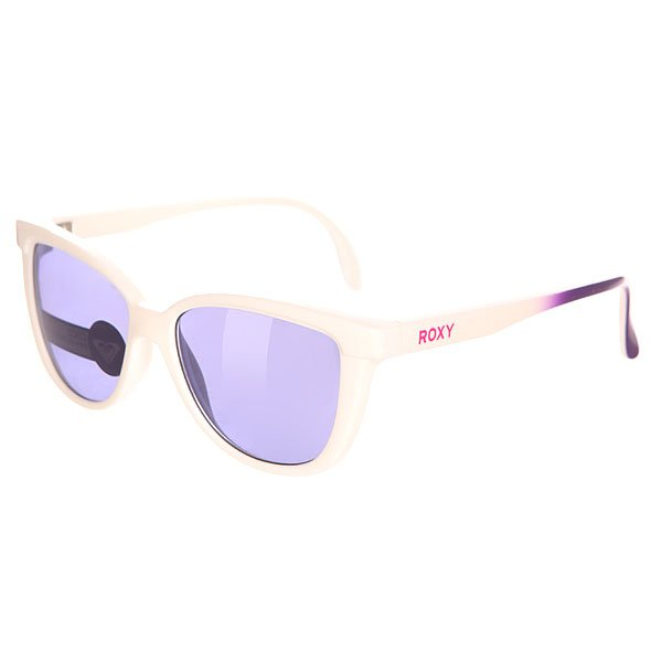 Очки детские Roxy Coco White/Flash Purple