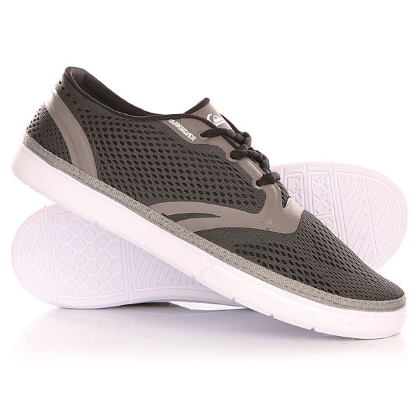 Кроссовки Quiksilver Oceanside Shoe Grey/White