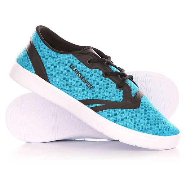 ���� ��������� ������ ������� Quiksilver Oceanside Youth B Shoe Blue/Black/White