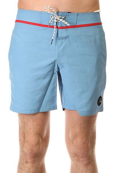 Шорты пляжные Quiksilver Classic Yoke Bdsh Niagara<br><br>Цвет: голубой<br>Тип: Шорты пляжные<br>Возраст: Взрослый<br>Пол: Мужской