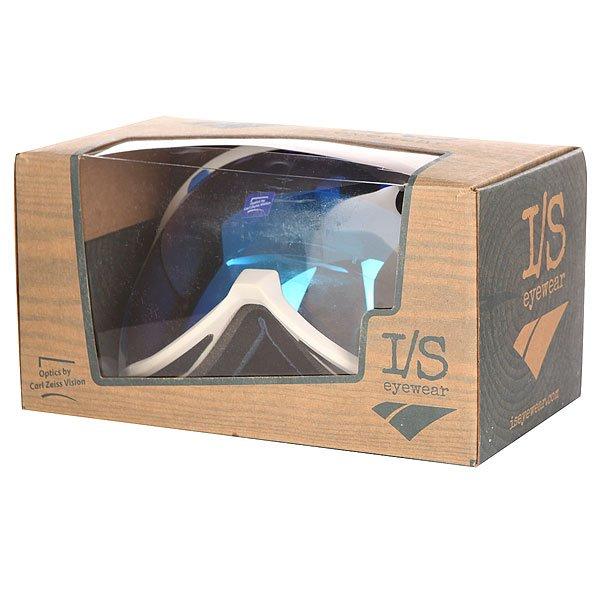 Маска для сноуборда I/S Eyewear Bomber Icon Mtw Ice/Blue/Smoke от Proskater
