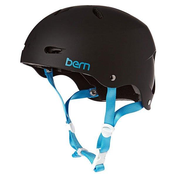 Водный шлем женский Bern Water Brighton Matte BlackЯркий шлем для смелых райдерш, готовый обеспечить надежную защиту от ударов благодаря прочному ABS пластику с пенный наполнителем EPS. Приятная внутренняя отделка добавит комфорта, совместимые с аудио-системой амбушюры позволят наслаждаться любимой музыкой на склоне.Характеристики:Внешняя тонкая оболочка из прочного ABS пластика. Наполнение пеной EPS, защищающей от ударов. Съемный зимний вкладыш EPS. Регулировка по объему BOA. Аудио-совместимые амбушюры.Пассивная система вентиляции поддерживает постоянную циркуляцию воздуха. Логотип на внешней стороне. Сертификаты безопасности:ASTM F 2040 и EN 1077B.<br><br>Тип: Водный шлем<br>Возраст: Взрослый<br>Пол: Женский
